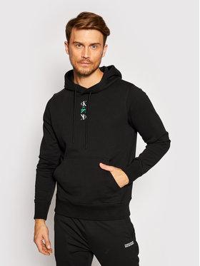 Calvin Klein Jeans Calvin Klein Jeans Sweatshirt J30J318302 Noir Oversize