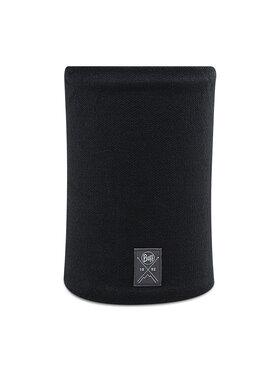 Buff Buff Loop-Schal Knitted & Polar Neckwarmer 113560.999.10.00 Schwarz