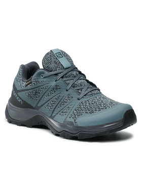 Salomon Salomon Turistiniai batai Warra Gtx W GORE-TEX 412315 20 M0 Mėlyna