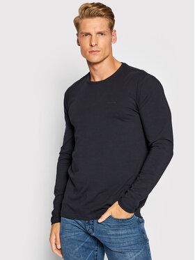 Pierre Cardin Pierre Cardin Тениска с дълъг ръкав 53270/000/12328 Тъмносин Regular Fit