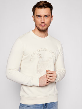 Jack&Jones Jack&Jones Суитшърт Blaccalum 12185688 Бежов Regular Fit