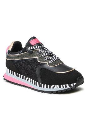 Liu Jo Liu Jo Sneakersy Wonder 140 4F1815 TX211 D Czarny