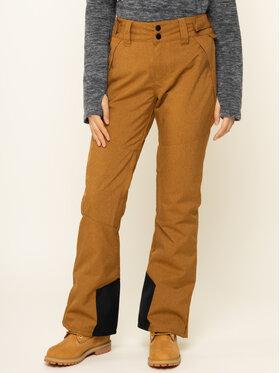 Billabong Billabong Сноуборд панталони Malla Q6PF07 BIF9 Жълт Tailored Fit