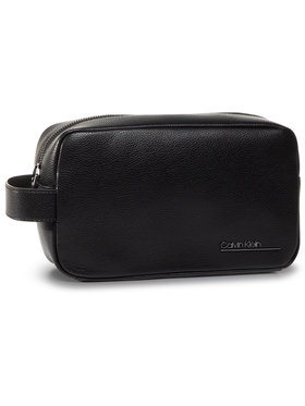 Calvin Klein Calvin Klein Geantă pentru cosmetice Ck Bombe' Washbag K50K505505 Negru