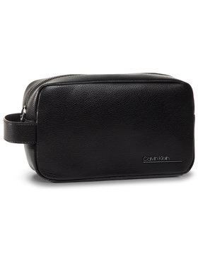 Calvin Klein Calvin Klein Kozmetická taštička Ck Bombe' Washbag K50K505505 Čierna