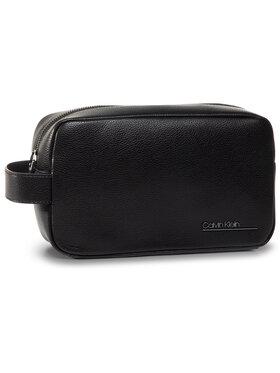 Calvin Klein Calvin Klein Pochette per cosmetici Ck Bombe' Washbag K50K505505 Nero