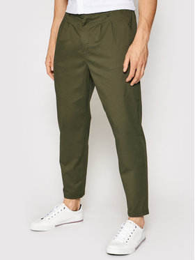 Only & Sons ONLY & SONS Pantaloni chino Dew 22019208 Verde Regular Fit