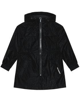 KARL LAGERFELD KARL LAGERFELD Prechodná bunda Z16108 S Čierna Regular Fit