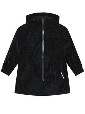 KARL LAGERFELD KARL LAGERFELD Prijelazna jakna Z16108 S Crna Regular Fit