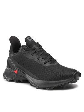 Salomon Salomon Chaussures Alphacross 3 W 414462 20 W0 Noir