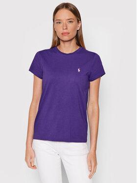 Polo Ralph Lauren Polo Ralph Lauren T-shirt 211847073002 Violet Regular Fit