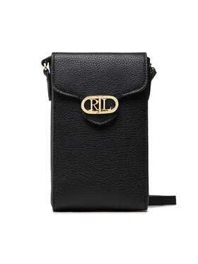Lauren Ralph Lauren Lauren Ralph Lauren Θήκη κινητού Flp Phonebag 432846807001 Μαύρο