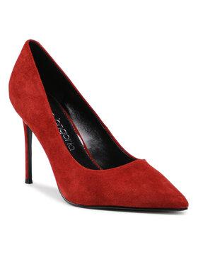 Eva Longoria Eva Longoria Pantofi cu toc subțire EL-10-04-000503 Roșu