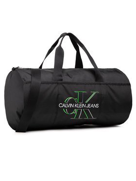 Calvin Klein Jeans Calvin Klein Jeans Borsa Barrel Glow K50K506349 Nero