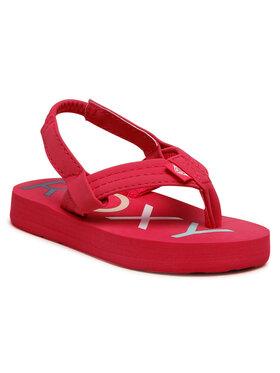 Roxy Roxy Sandały AROL100013 Różowy