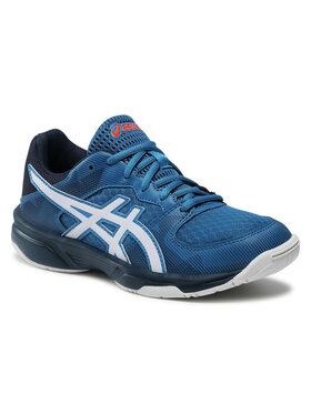 Asics Asics Обувки Gel-Tactic Gs 1074A014 Син