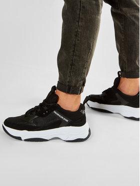 Calvin Klein Jeans Calvin Klein Jeans Sneakersy Marvin B4S0720 Čierna