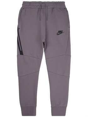 Nike Nike Sportinės kelnės Tech Fleece 804818 Pilka Slim Fit
