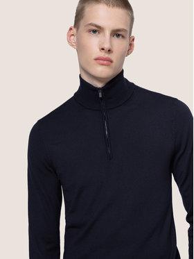 Hugo Hugo Sweater San Gottardo 2 50435691 Sötétkék Slim Fit