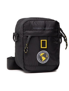National Geographic National Geographic Maža rankinė Pouch N16980.06 Juoda