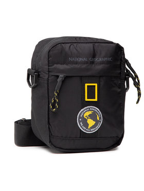 National Geographic National Geographic Torbica oko struka Pouch N16980.06 Crna