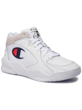 Champion Champion Sneakers Zone Mid S20878-F19-WW001 Bianco