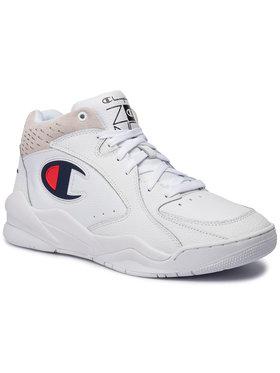 Champion Champion Sneakersy Zone Mid S20878-F19-WW001 Biały