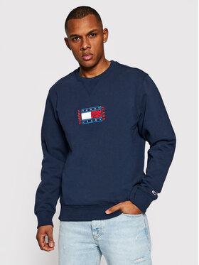 Tommy Jeans Tommy Jeans Sweatshirt DM0DM10635 Dunkelblau Regular Fit