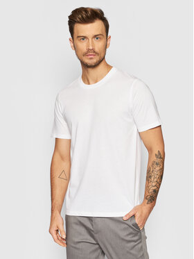 Selected Homme Selected Homme T-Shirt The Perfect 16057141 Bílá Regular Fit