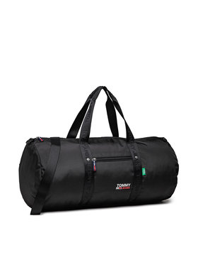 Tommy Jeans Tommy Jeans Σάκος Tjm Campus Duffle AM0AM07503 Μαύρο