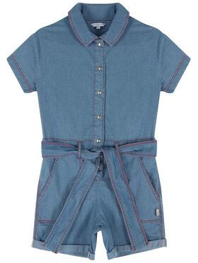 Little Marc Jacobs Little Marc Jacobs Jumpsuit W14228 D Blu Regular Fit