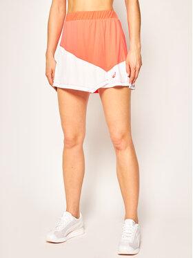 Asics Asics Funkcionalna suknja Club W Skort 2042A100 Ružičasta Regular Fit