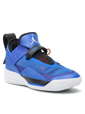 Nike Nike Topánky Air Jordan XXXIII SE CD9560 401 Tmavomodrá