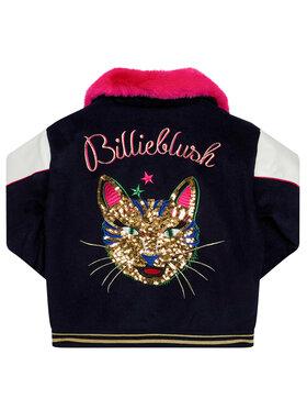 Billieblush Billieblush Bunda pro přechodné období U16257 Tmavomodrá Regular Fit