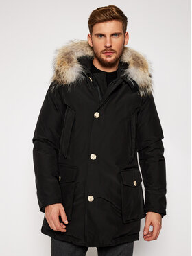 Woolrich Woolrich Hanorac Arctic CFWOOU0270MR UT0108 Negru Regular Fit