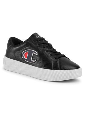 Champion Champion Сникърси Era Leather S10739-S20-KK001 Черен