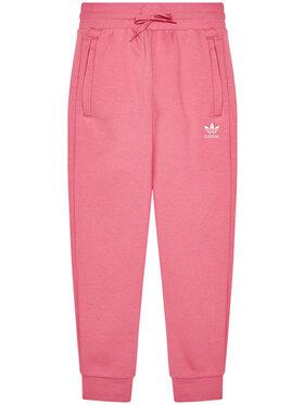 adidas adidas Teplákové kalhoty adicolor H14149 Růžová Regular Fit