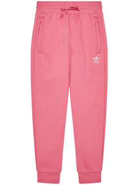 adidas adidas Teplákové nohavice adicolor H14149 Ružová Regular Fit