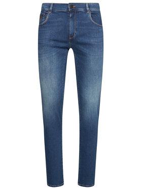 Trussardi Jeans Trussardi Jeans Jeansy Close Fit 370 52J00000 Blu Close Fit