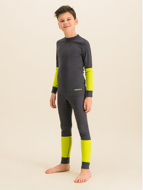 Craft Craft Ensemble sous-vêtements termiques Baselayer Seamless 1905355 Multicolore Slim Fit