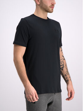 Under Armour Under Armour Тишърт 1326799 Черен Loose Fit