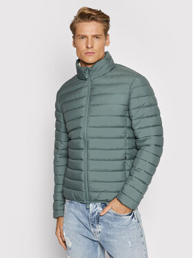 Save The Duck Save The Duck Giubbotto piumino D32430M MITO13 Verde Regular Fit