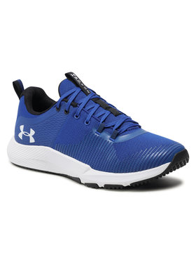 Under Armour Under Armour Boty Ua Charged Engage 3022616-400 Modrá