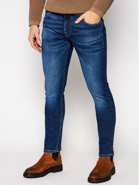 Guess Guess Skinny Fit džíny Miami M0BAN1 D4711 Modrá Skinny Fit