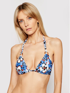 Seafolly Seafolly Góra od bikini Thrift Shop 31289 Niebieski