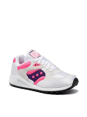 Saucony Saucony Sneakersy Jazz 4000 S70487-1 Biela