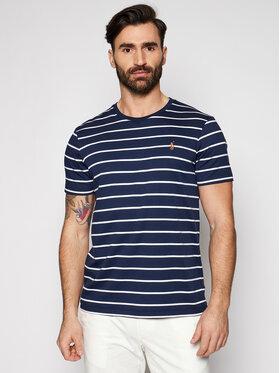 Polo Ralph Lauren Polo Ralph Lauren T-Shirt Ssl 710829201001 Granatowy Slim Fit