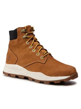 Timberland Timberland Παπούτσια πεζοπορίας Brooklyn 6 In Boot TB0A27QD2311 Καφέ
