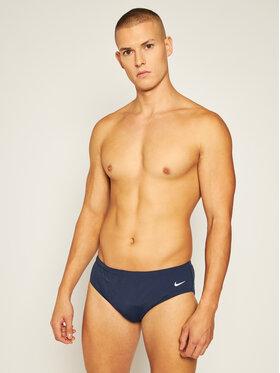 Nike Nike Maillot de bain homme Hydrastrong Solid Brief U NESSA004 Bleu marine Slim Fit