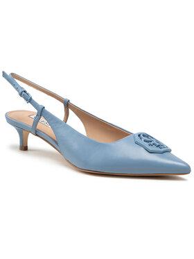 Guess Guess Sandales Jessena FL5JES LEA05 Bleu